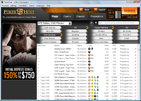 Poker host mac